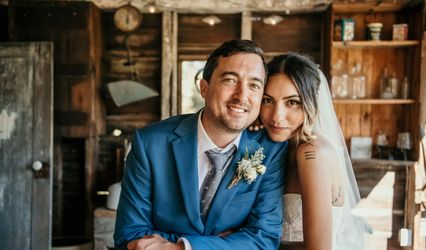 The wedding of Natalie and Maxime
