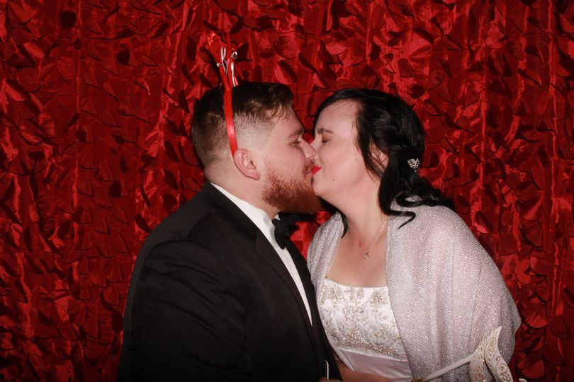 Love in a photo booth