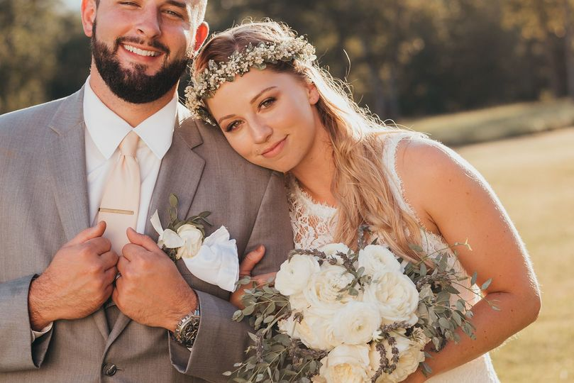 Sweet newlyweds | R America Photography