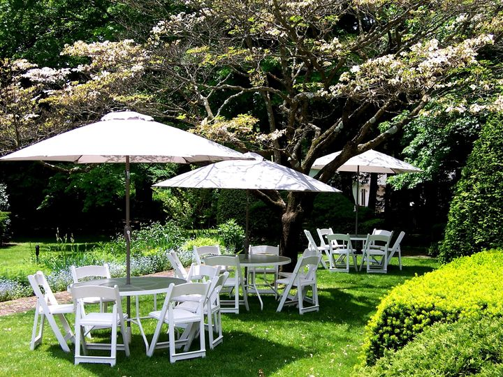 Tmx 1458322597991 Cocktail Tables In Garden White Plains, NY wedding venue