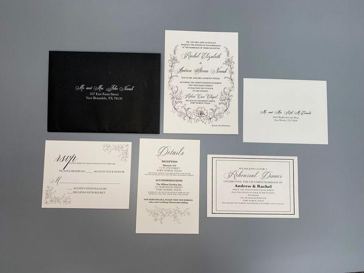 Tmx E22847d2 6cd6 4034 A773 140db56929f0 51 1991509 161228120464398 Fort Worth, TX wedding invitation