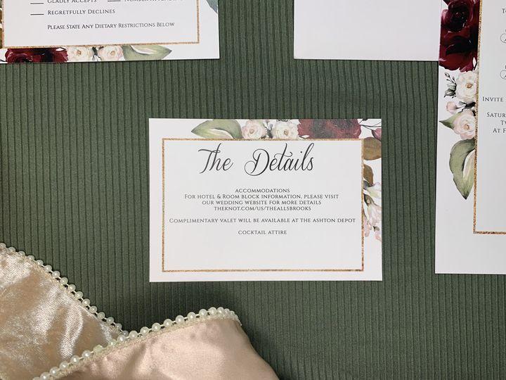Tmx Img 2439 51 1991509 161228174633583 Fort Worth, TX wedding invitation