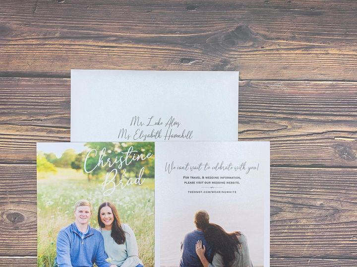 Tmx Sd 51 1991509 160700932674069 Fort Worth, TX wedding invitation