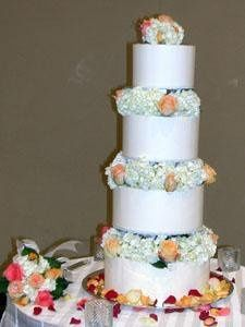 Tmx 1232033643373 5 Rosedale wedding cake
