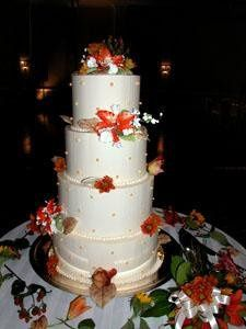 Tmx 1232033660045 3 Rosedale wedding cake