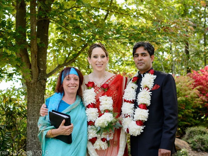Tmx 1444938670931 Jennifernishant 182 Asheville, North Carolina wedding officiant