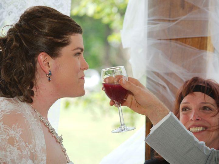 Tmx 1469467567608 Abby Drinking Wine Asheville, North Carolina wedding officiant