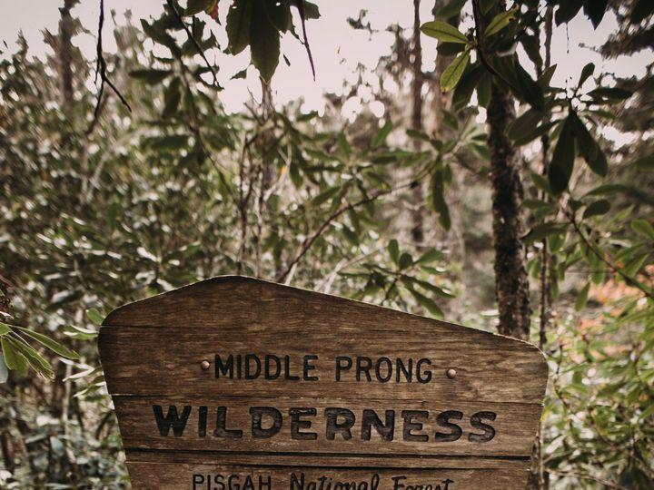 Tmx 1489072861767 Jd Wilderness Sign Asheville, North Carolina wedding officiant