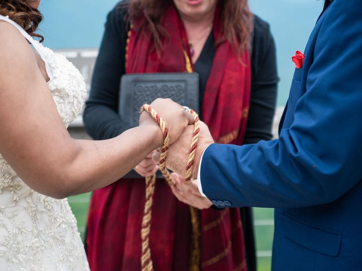 Tmx 1528903203 1ba17f5a5e7fffed 1528903202 2ba658eb05b495f1 1528903199412 2 Cord Asheville, North Carolina wedding officiant