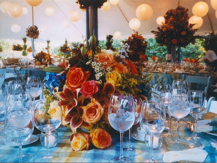 Tmx 1365016351440 Ange Centerpiece North Salem wedding florist
