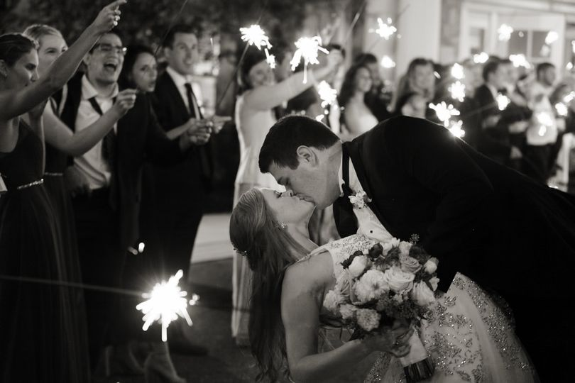 ASE Real Wedding