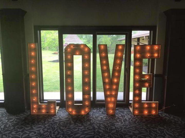 love sign grass