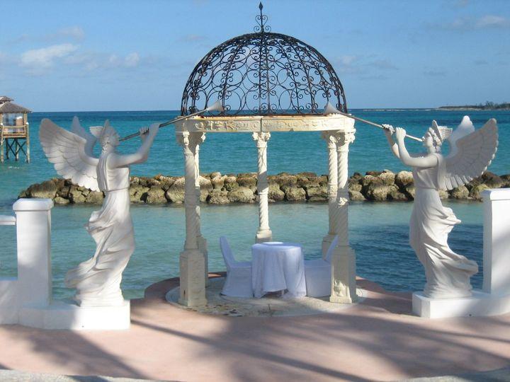 Tmx 1356632472437 FloridaSandals11050110 Cranston, Rhode Island wedding travel