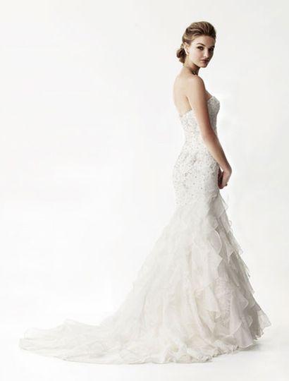 Anne Barge Belle du Jour Gown