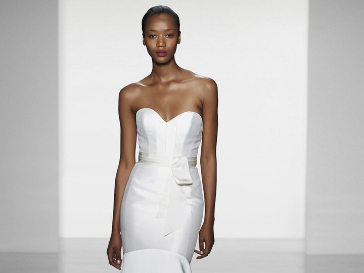 Tmx 1503589108370 Amsale Blake Wedding Dress Enola wedding dress