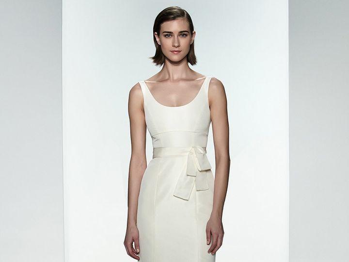 Tmx 1503589452416 Amsale Cate A669 Wedding Dress Enola wedding dress