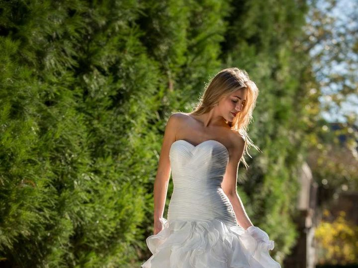 Tmx 1503590463258 P 99625 Annebargediscountweddingdresses Camp Hill, PA wedding dress