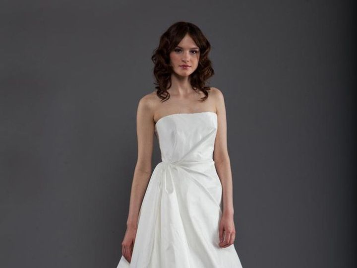 Tmx 1503591308017 P 99396 Austinscarlettminervadiscountdesignerweddi Camp Hill, PA wedding dress