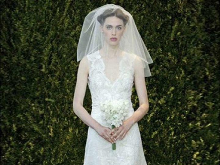 Tmx 1503594199973 P 99606 Carolinaherreradiscountweddingdresses Enola wedding dress