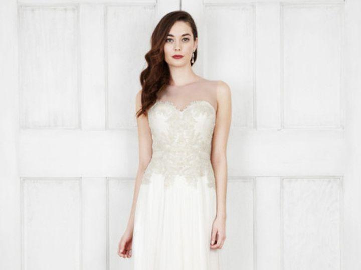 Tmx 1503594696774 Catherine Dean Arabella Wedding Dress Enola wedding dress