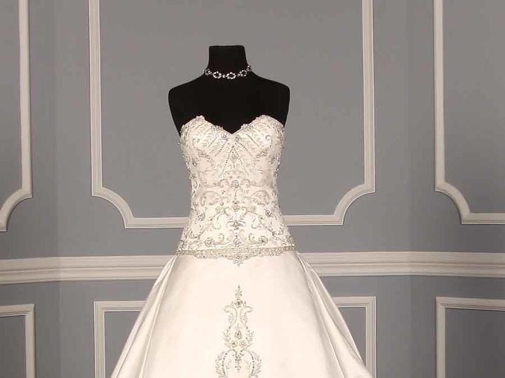 Tmx 1503595517631 P 94537 Eveofmilady4288em88discountdesignerwedding Enola wedding dress