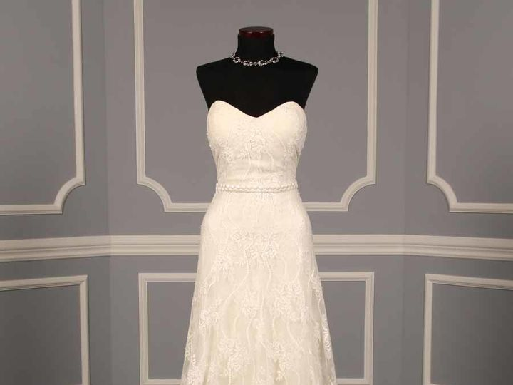 Tmx 1503595913108 P 96042 Francescamirandaalannaxdiscountdesignerlac Camp Hill, PA wedding dress