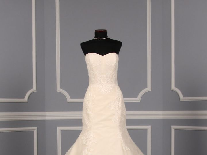 Tmx 1503596613680 Ines Di Santo Nancy Wedding Dress 2 Camp Hill, PA wedding dress