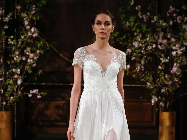 Tmx 1503600760988 Isabelle Armstrong Kaitlyn X Wedding Dress Enola wedding dress