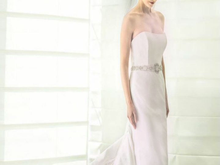 Tmx 1503601333908 Justina Atelier Youlanda Wedding Dress Camp Hill, PA wedding dress