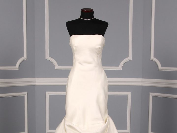 Tmx 1503601508680 Justina Mccaffrey Nancy Discount Designer Wedding  Camp Hill, PA wedding dress