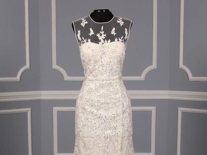 Tmx 1503605219962 P 100498 Naeemkhanmarbellafb156bdiscountdesignerwe Enola wedding dress