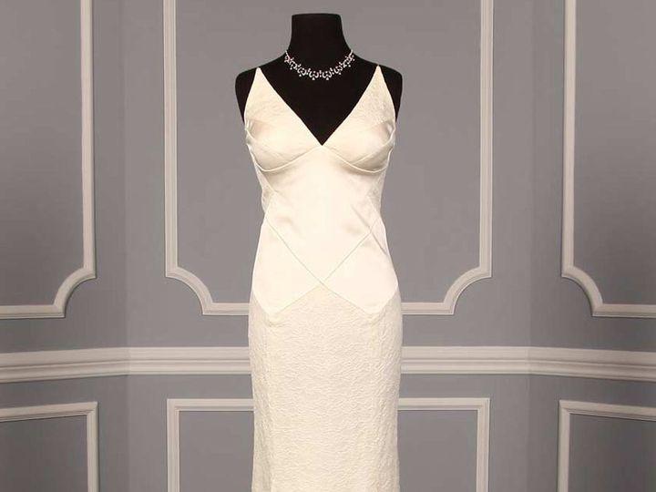Tmx 1503607621181 Nicole Miller Marlena Discount Designer Wedding Dr Enola wedding dress