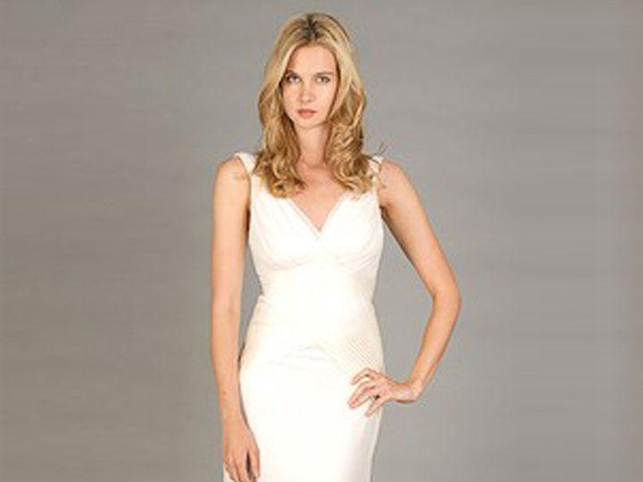 Tmx 1503607802842 Nicole Miller Gretta Hg0020 Wedding Dress Front Enola wedding dress