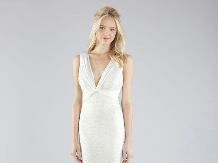 Tmx 1503607947513 Nicole Miller Bianca Mk0004 Wedding Dress Enola wedding dress