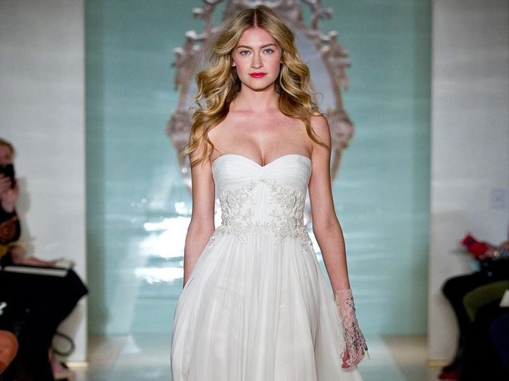 Tmx 1503608674273 P 99978 Reemacradiscountweddingdresses147811479158 Enola wedding dress