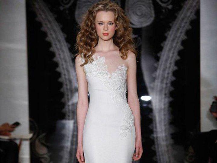 Tmx 1503608914590 P 98583 Reemacradiscountweddingdresses Enola wedding dress