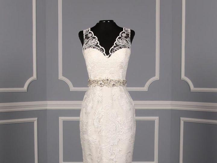 Tmx 1503609413804 Romona Keveza Rk5448 Wedding Dress Enola wedding dress