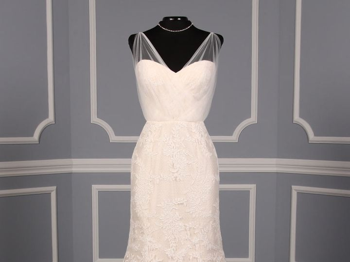 Tmx 1503609550434 P 100214 Romonakevezal5012discountdesignerweddingd Camp Hill, PA wedding dress