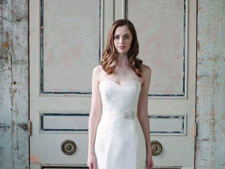 Tmx 1503609706998 Sareh Nouri Annie Wedding Dress Enola wedding dress