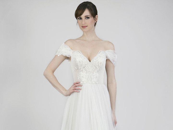 Tmx 1503609881969 Theia Harper 890364 Wedding Dress Enola wedding dress