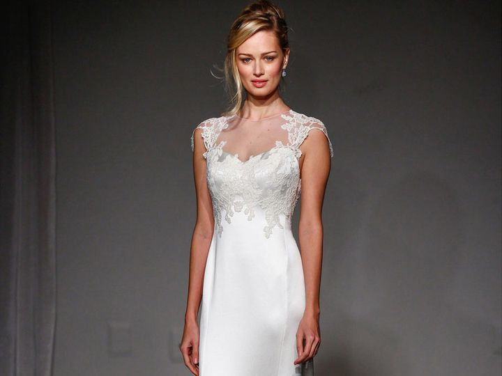 Tmx 1504103987294 Anna Maier Couture Grace 4404 Camp Hill, PA wedding dress