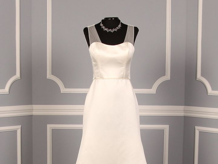 Tmx 1504105691499 St Pucchi Z308 Disocunt Designer Wedding Dress Camp Hill, PA wedding dress