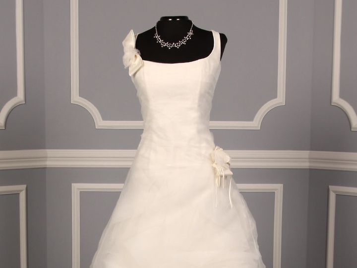 Tmx 1504105787064 St Pucchi Z153 Discount Designer Wedding Dress Camp Hill, PA wedding dress