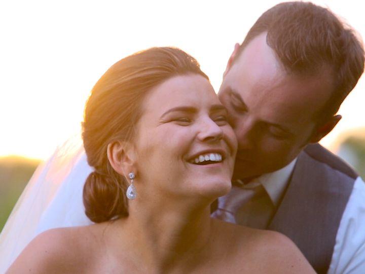 Tmx 1474609472554 Cheek Kiss In Sunset Bozeman wedding videography