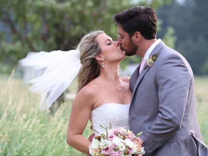 Tmx 1474609556219 Outdoor Session Kiss Veil Blown 8854 Bozeman wedding videography