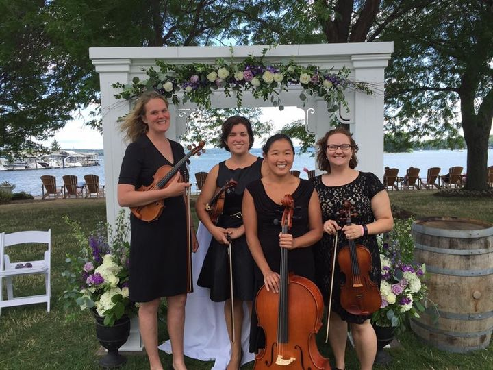 Tmx 1471554673613 Quartet Inn On The Lake Rochester wedding ceremonymusic