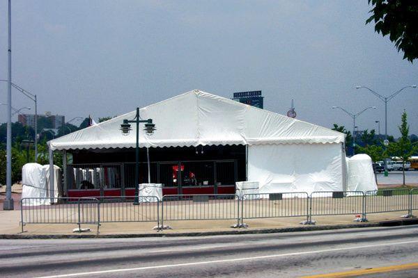 Tmx 1422985587031 Stadium Parking Lot Tent Philadelphia wedding rental