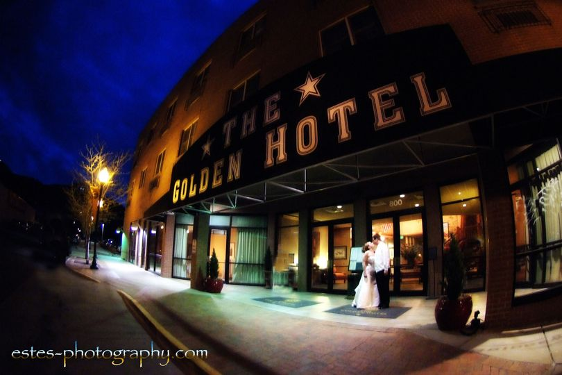 The Golden Hotel Venue Golden Co Weddingwire