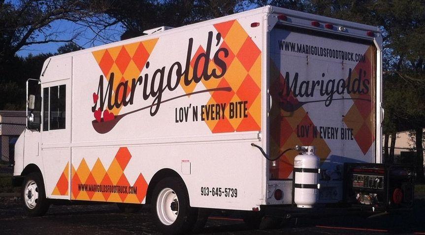 Pretty Food Truck