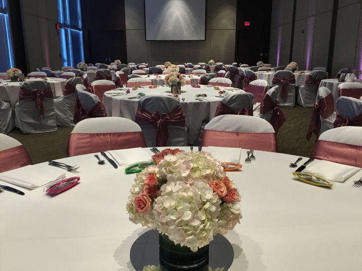 Reception area - DaimlerChrysler Hall